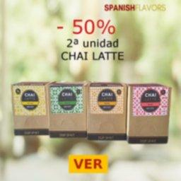Chai Latte - Spanishflavors